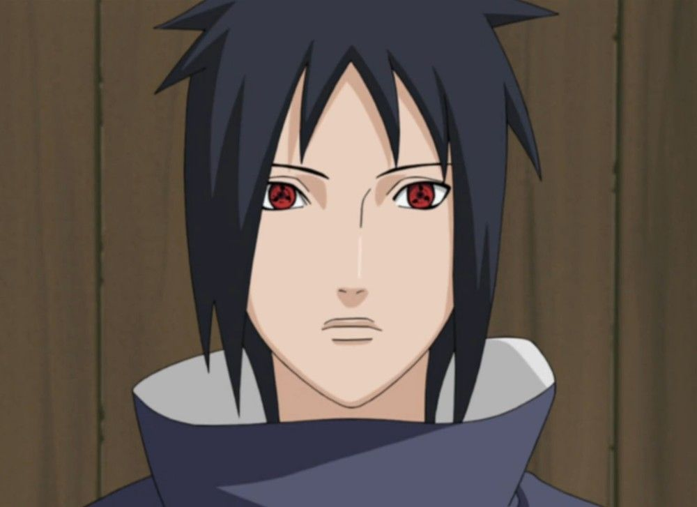 Top 10 Strongest Mangekyou Sharingan Users in Naruto ...Izuna Mangekyou Sharingan