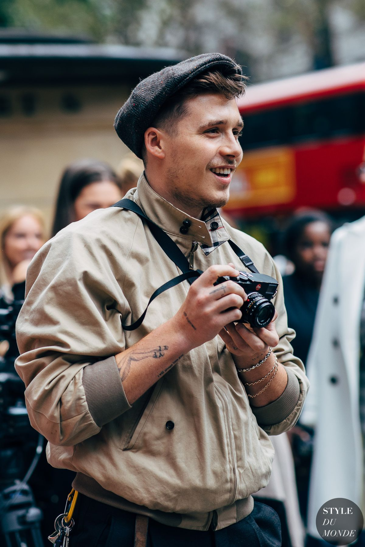 Brooklyn Beckham by STYLEDUMONDE Street Style Fashion Photography20180914_48A2683