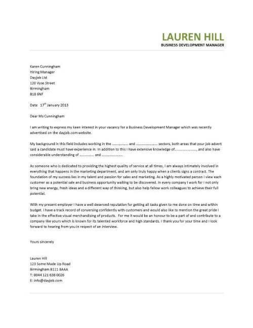 Sample Cover Letter For Office Manager Office Manager Cover - sample marketing cover letter example