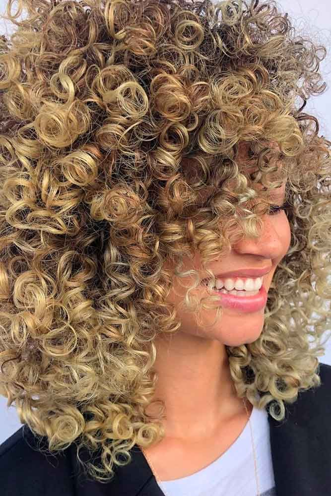 Pin Curl Perm #shorthair #curlyhair ★ The best types and styles of modern perm for your flawless look. #glaminati #lifestyle #perm