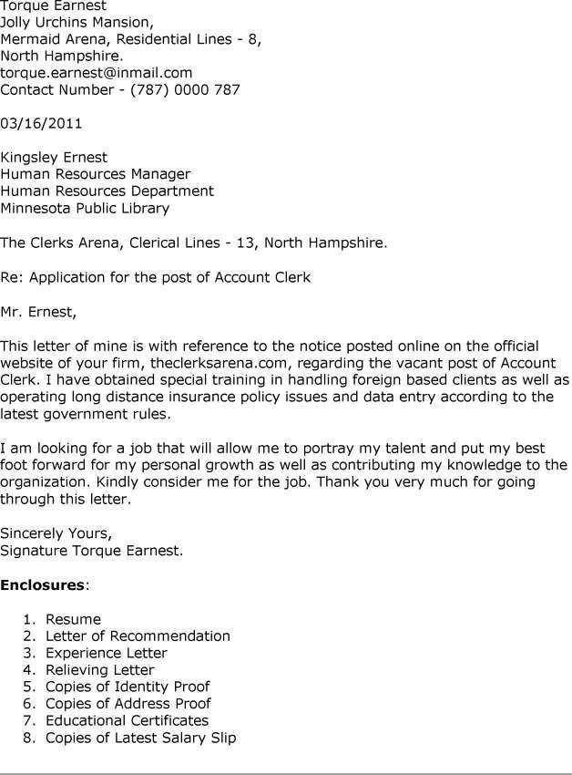 Emergency Room Clerk Sample Resume] Professional Er ...