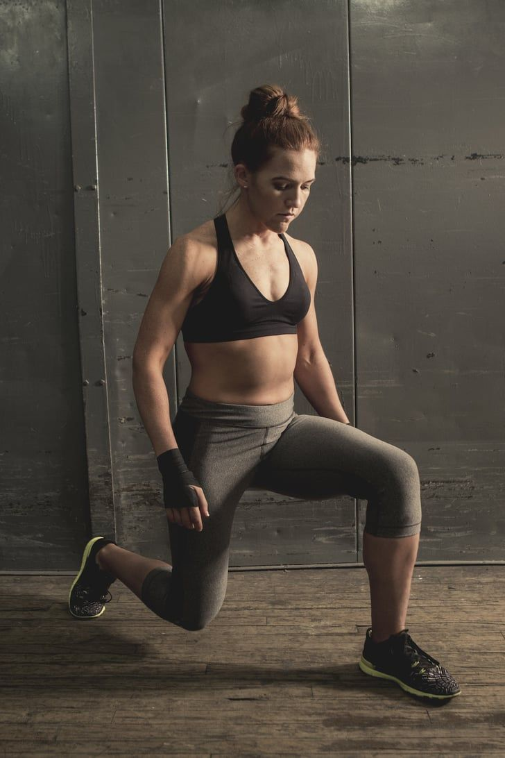 How to Keep Balance During Lunges