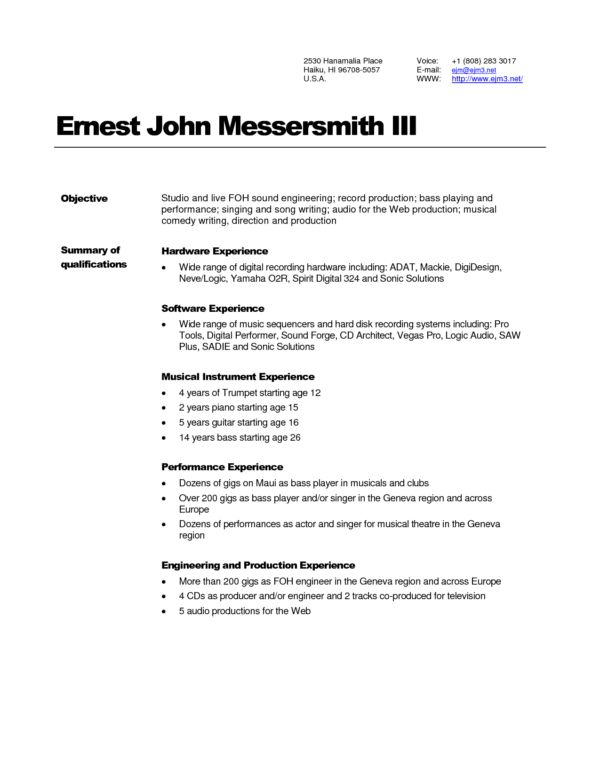 video game audio engineer cover letter | resume-template ...
