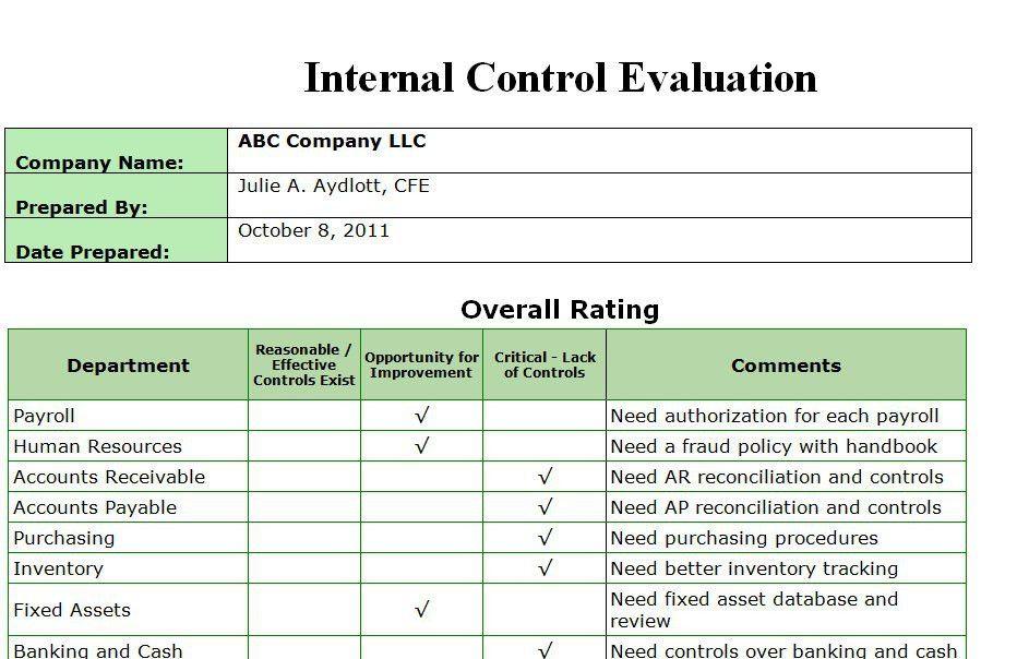 audit format hitecauto - purchasing report template