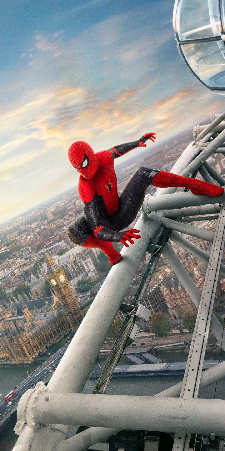 SpiderMan Far From Home 2019 Best Quality 4K HD Mobile