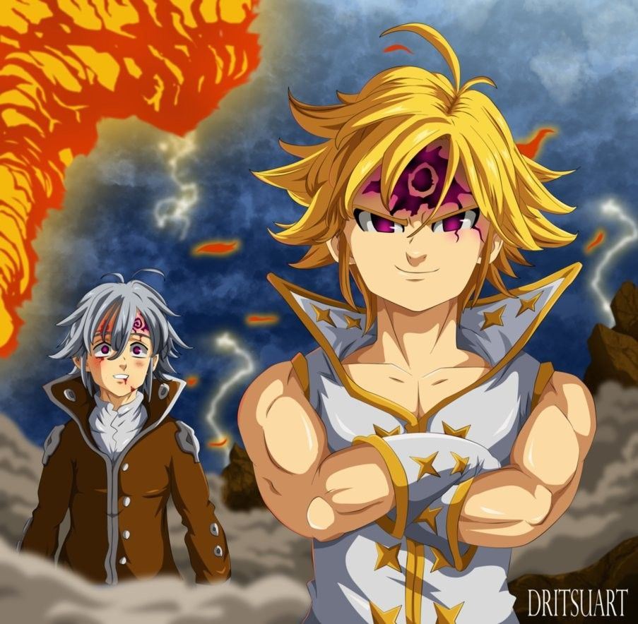 Seven Deadly Sins Chapter 266 Leaks