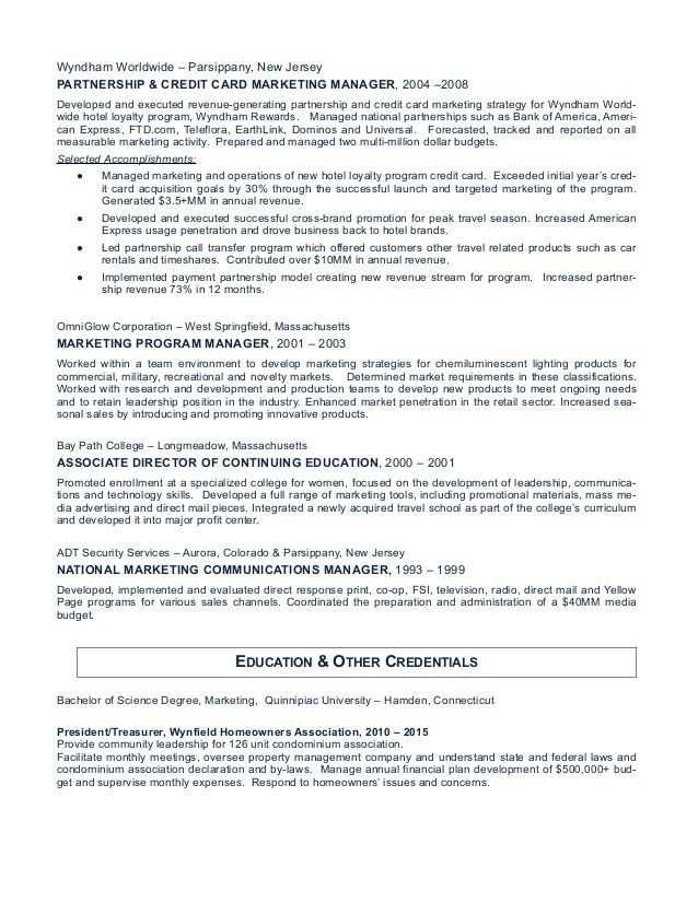 Television Director Resume Film Television Resume, Television