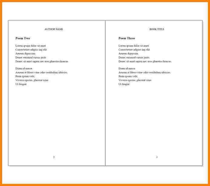 Microsoft Word Booklet Format | kicksneakers.co