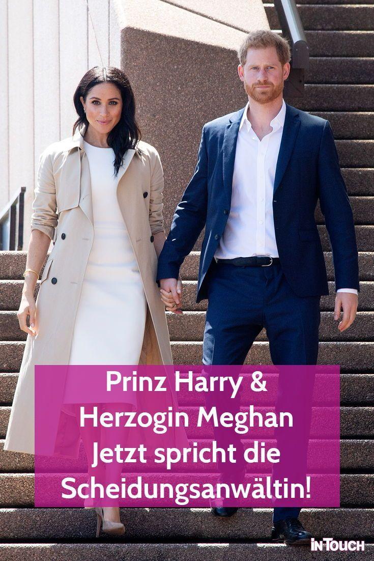Prinz Harry und Meghan: Schock-Aussage! Jetzt spricht die Scheidungsanwältin | InTouch
