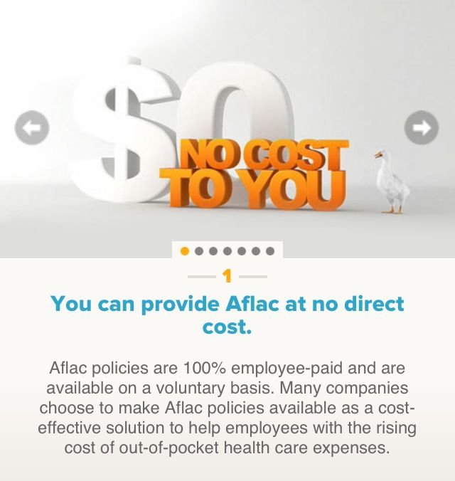 Supplemental Insurance - Individuals | Aflac