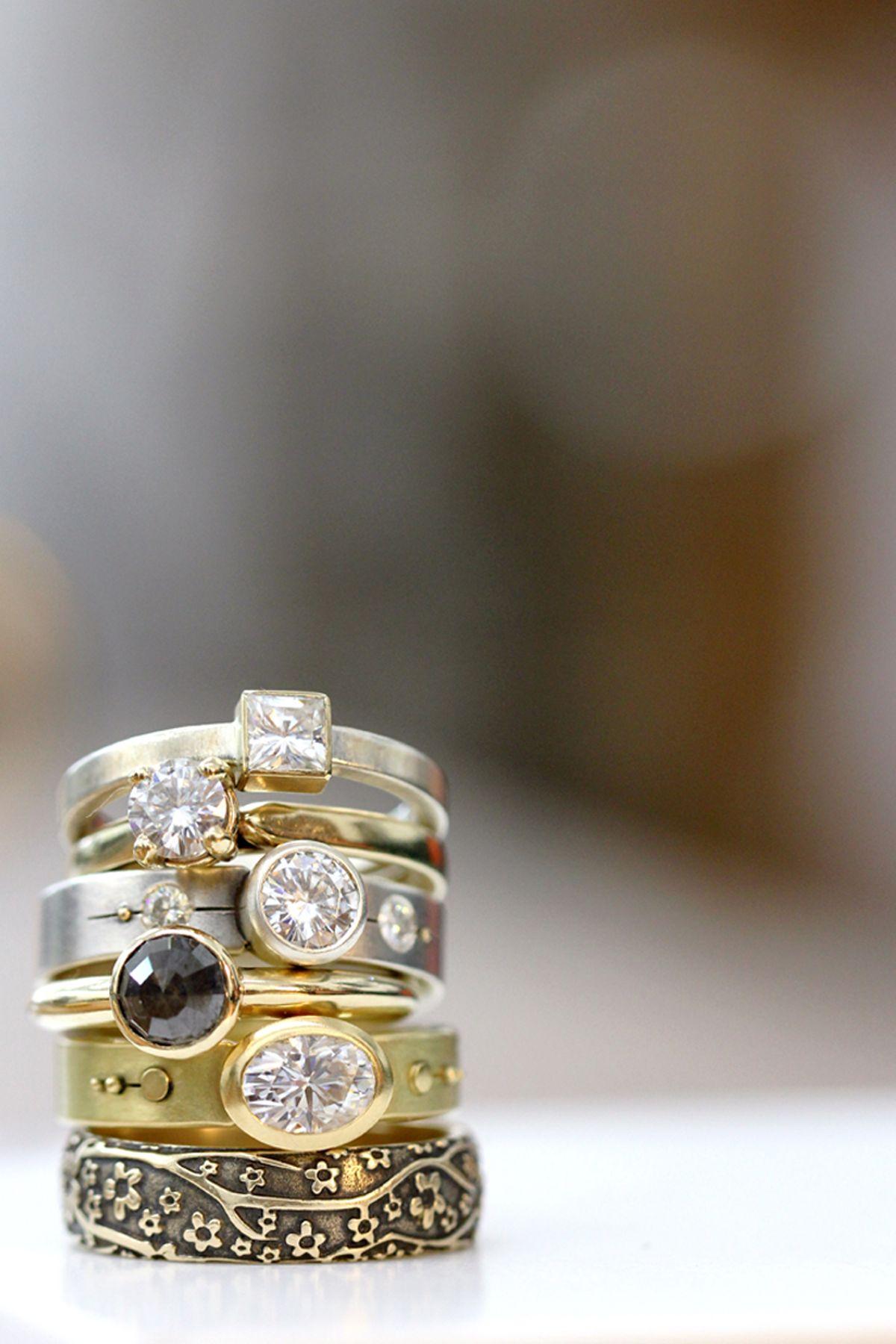 Handmade Wedding & Engagement Rings
