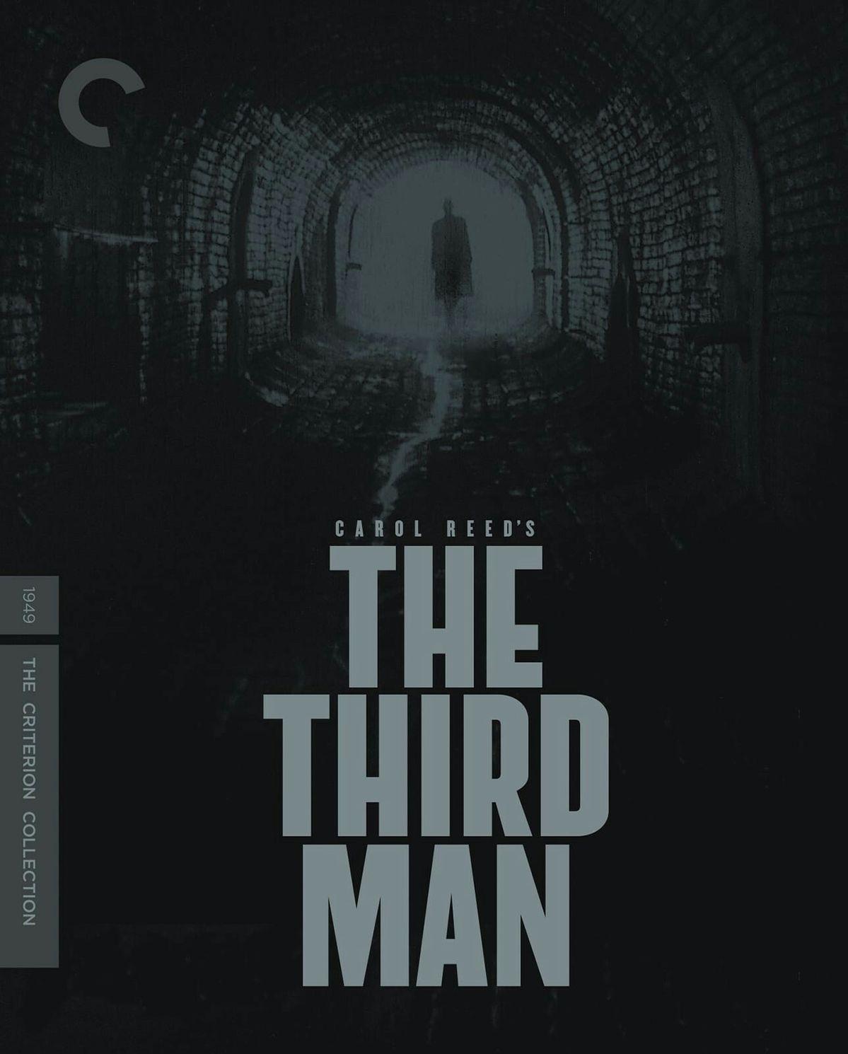 The Third Man, Carol Reed, Man