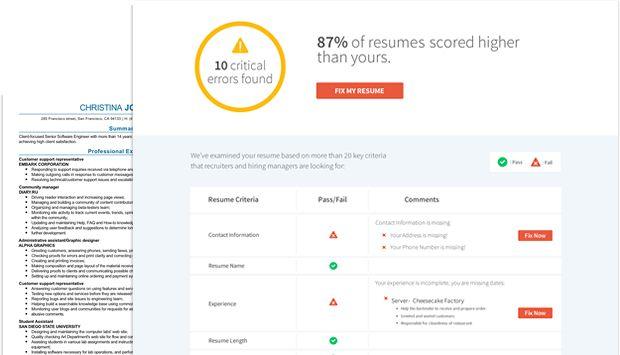 Livecareer Resume Resume Builder Free Resume Builder Livecareer - livecareer review