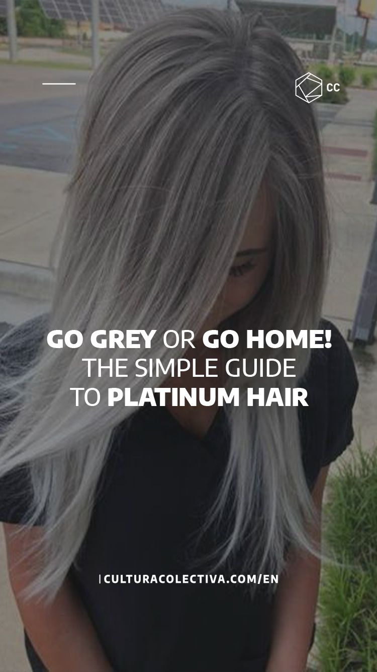 Go Grey Or Go Home Silver Grey Hair trend Is Here To Stay