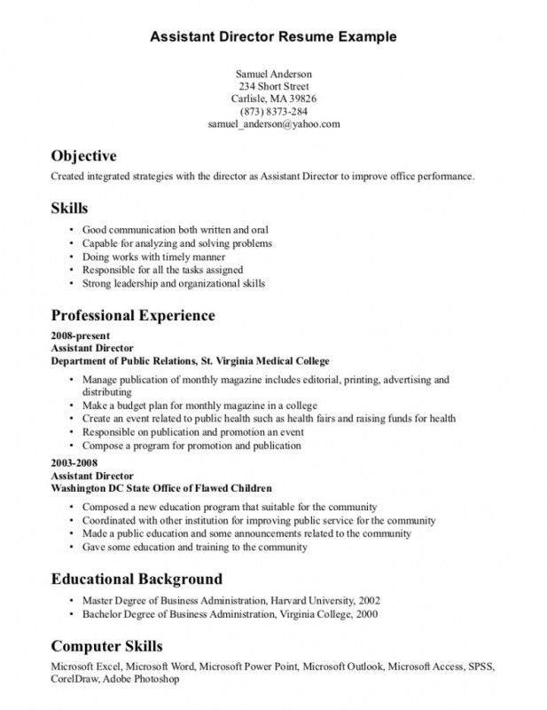 Sample Qualifications For Resume How To Write A Qualifications