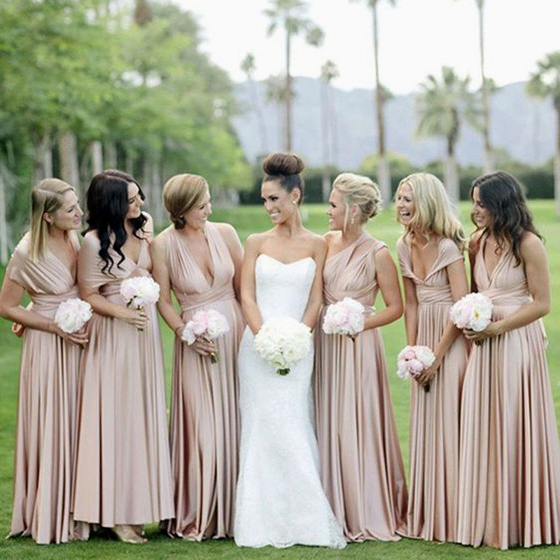 Bridesmaid Hair Summer Ideas