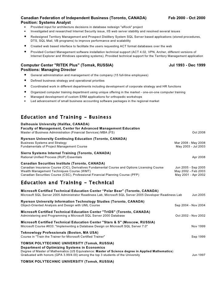 how to write a canadian resume 28 sample resume in canada sample canadian resume format