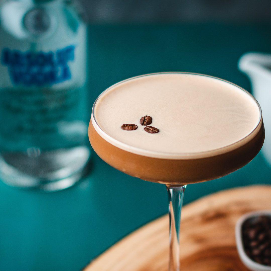 Oat Milk Latte Espresso Martini