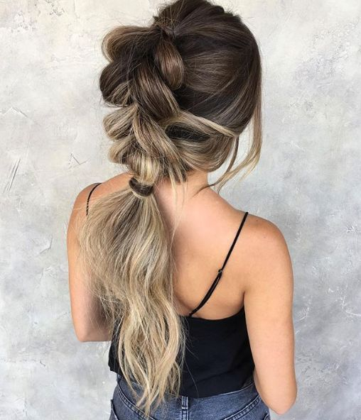 "Bubble braid  w/ Brittany Gonzalez &amp; Wendy Wilker.hand.tied.extensions ❤️<p><a href=""http://www.homeinteriordesign.org/2018/02/short-guide-to-interior-decoration.html"">Short guide to interior decoration</a></p>"