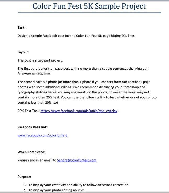 Sample Email Cover Letter With Attached Resume 6 Easy Steps For