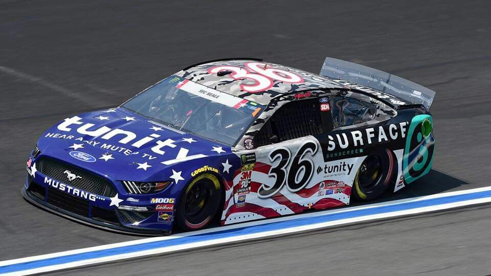Pin on 2019 NASCAR Salutes