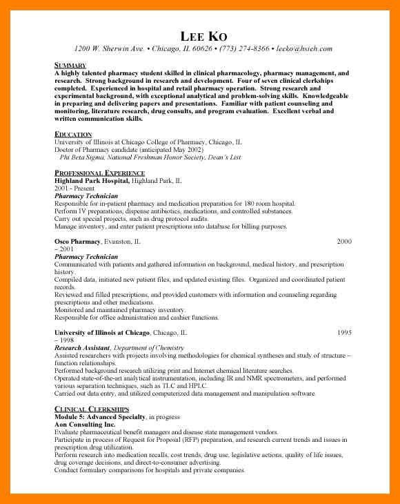 clinical trials pharmacist sample resume node2004-resume-template - clinical trials pharmacist sample resume