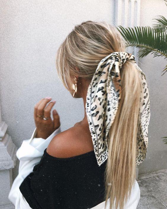 #hairaccessories #hairgoals #hairfetish #hairfall #hairstyles #hairstyle #hairtrend #classy #modern #class #braid #ponytail #leopard