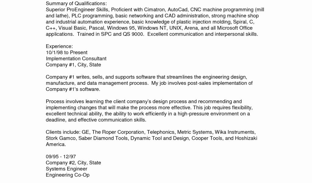 Field Operator Sample Resume] Click Here To Download This