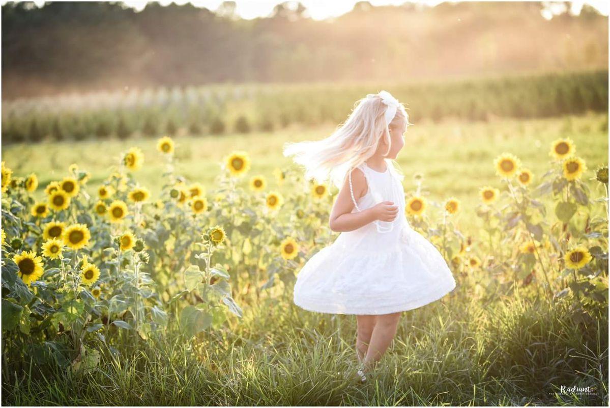 South Carolina Children's Photographer Radiant Photography