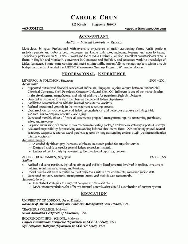 Accountant Resume Skills Download Accounting Resume Skills - accountant resumes