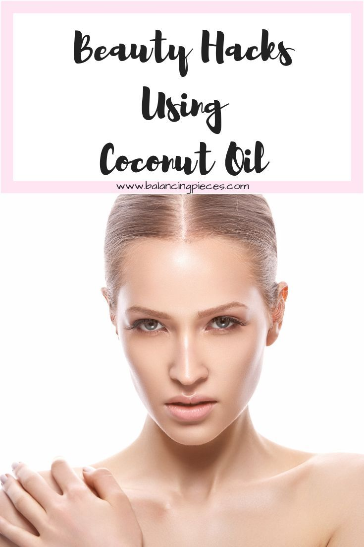 Some of the best and easiest beauty hacks done with coconut oil! There are several beauty hacks that allow you to use coconut oil. I am especially fond of when I am able to add sugar to my coconut oil, check it out my hacks below!