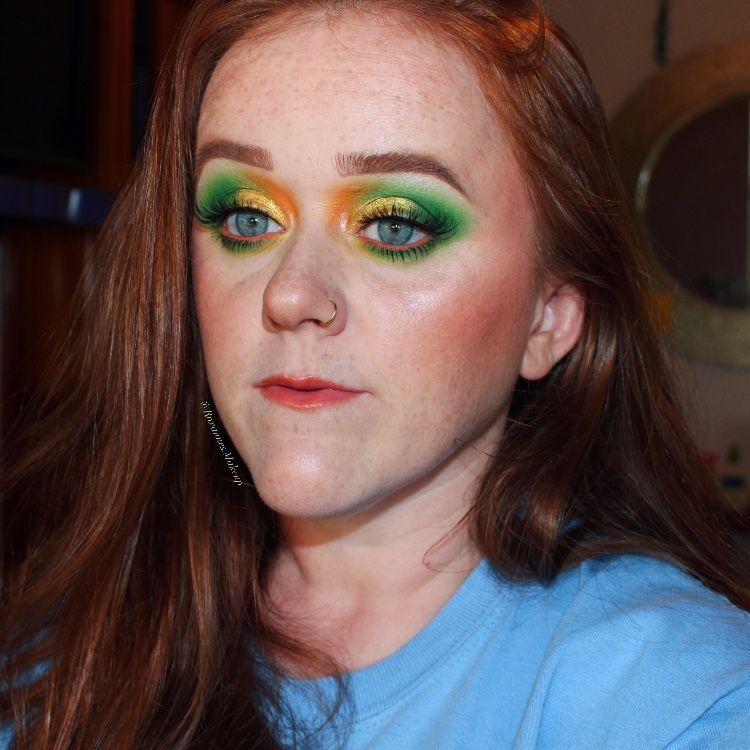 follow me on ig for more (roxannes.makeup) #makeup #makeuptutorial #makeuplooks #eyemakeup