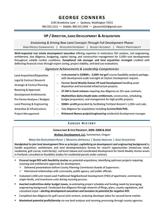 Sample Ceo Resumes Example Executive Or Ceo Careerperfectcom - cto resume examples