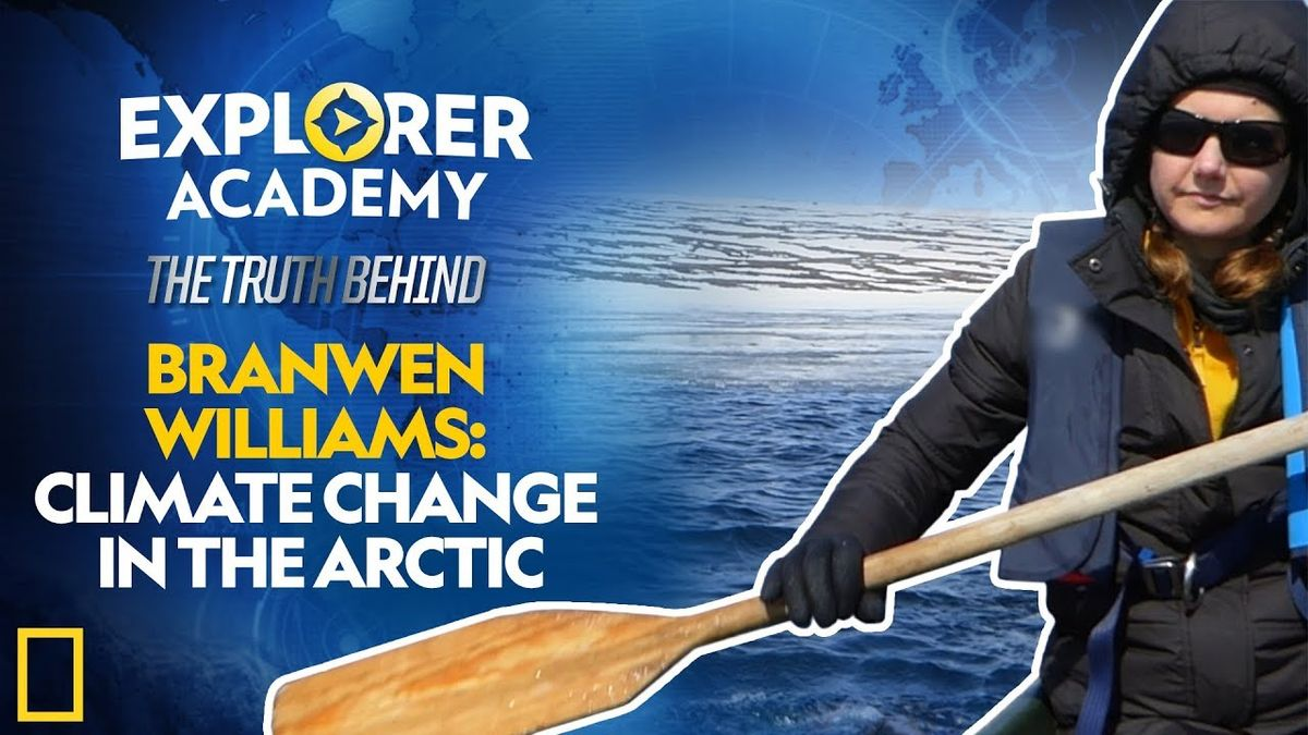Climate Change in the Arctic | Explorer Academy: The Truth Behind