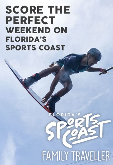 Score the Perfect Weekend on Florida's Sports Coast