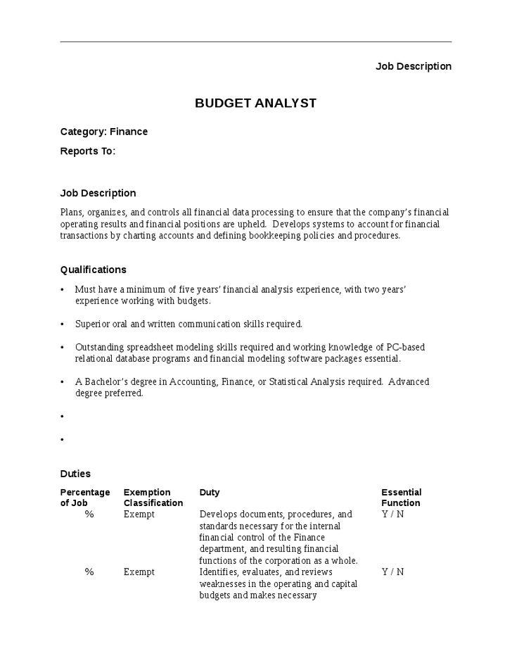 account analyst sample resume 31 best best accounting resume - Account Analyst Sample Resume