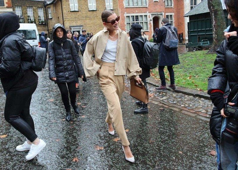 Best London Fashion Week Street Style