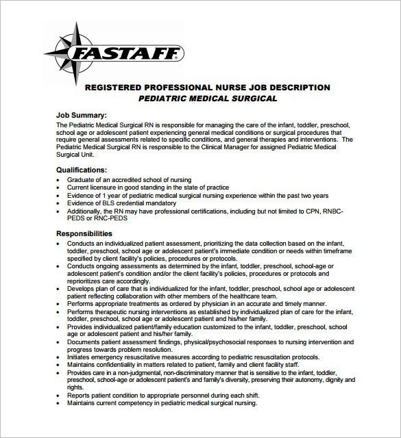 Pediatrician Job Requirements Pediatrician Job Description - pediatrician job description