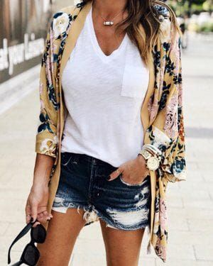 45 Amazing Summer Outfits To Impress Everyone | Wachabuy