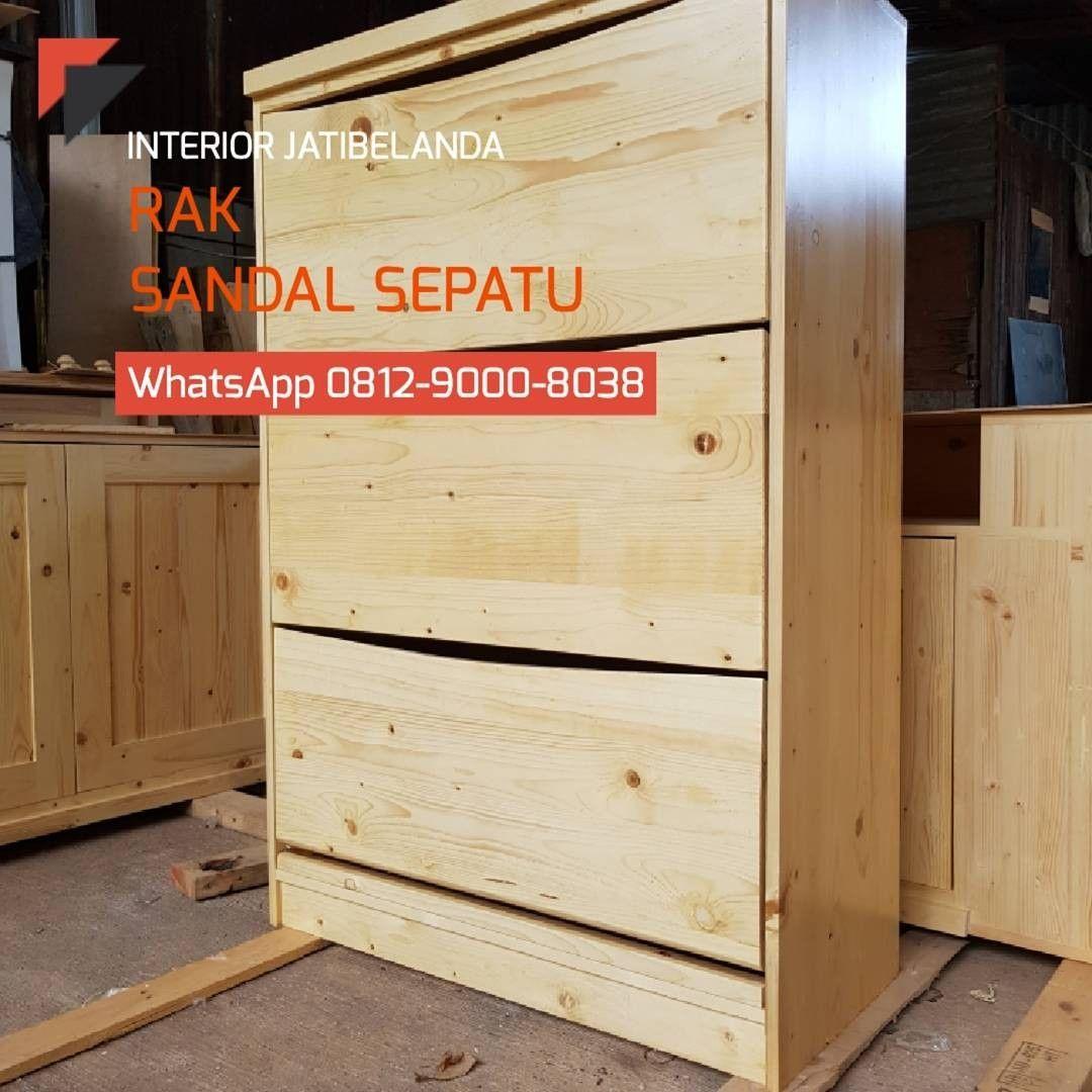 Rak Sepatu Jatibelanda Furnitureindonesia