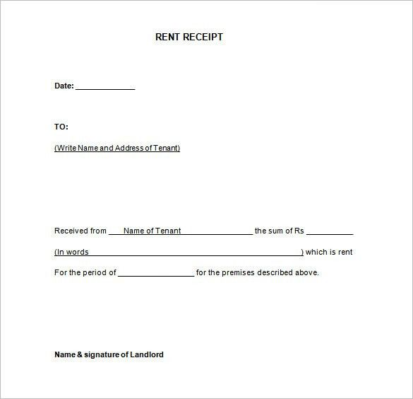 Receipt Of Document Form Acknowledged Receipt Of Goods Template - employee manual template