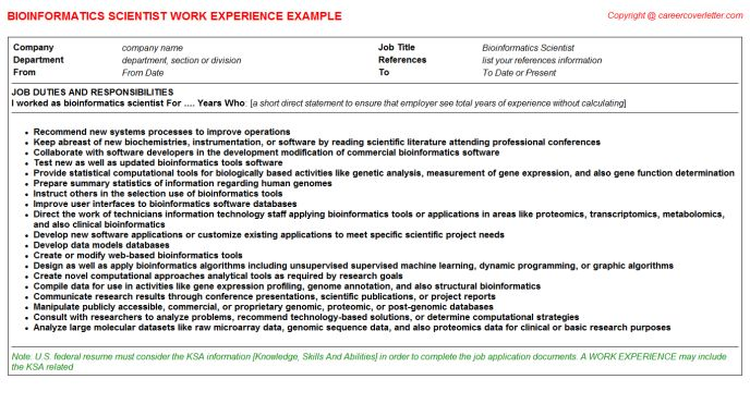 bioinformatics analyst cover letter   resume-template.paasprovider.com