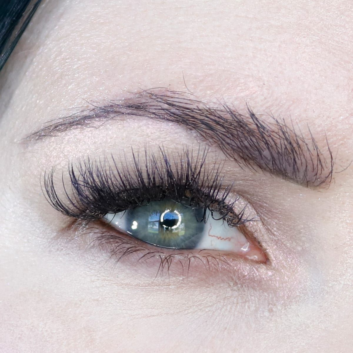 Cruelty-free Makeup Look on Hooded Eyes