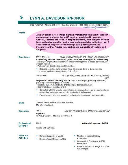 Professional Resume Objective Statement Examples Resume Objective - finance resume objective