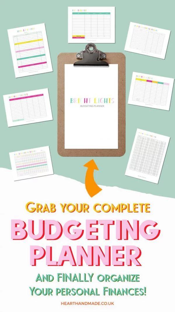 4 Budgeting Worksheets To Start Saving Money Like Beyonce
