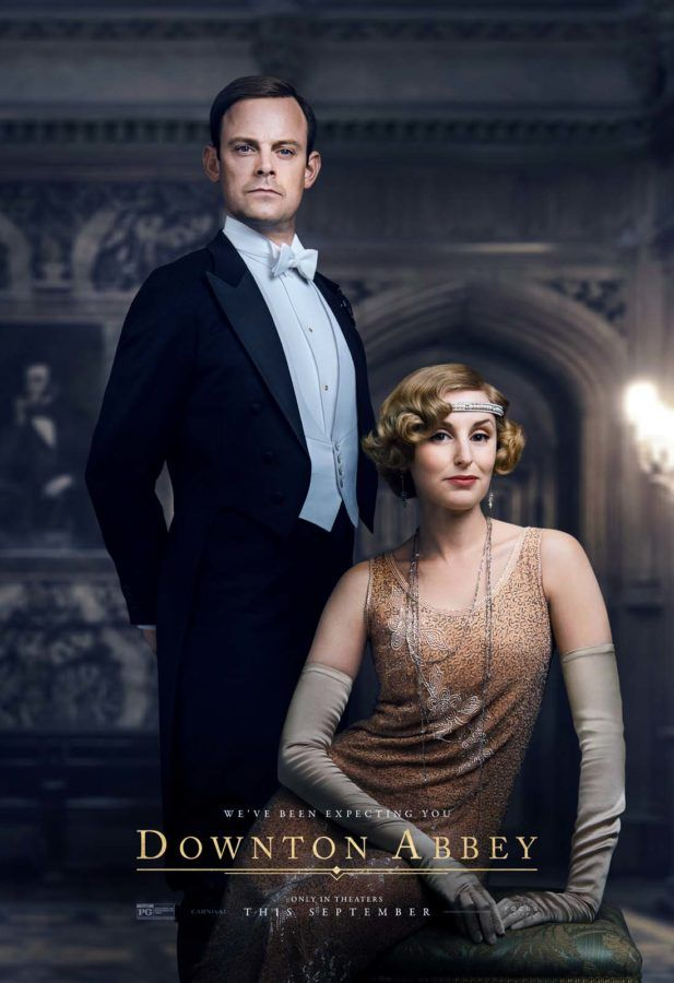 Downton Abbey film star Laura Carmichael talks to Stylist about her on-screen marriage – revealing a significant line that was cut.