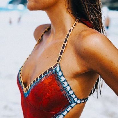 Bikini Trends, Latest 2019 Swimsuits Trends