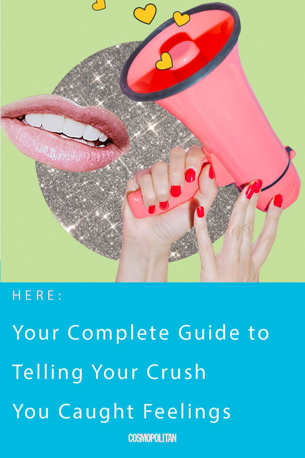Your Complete Guide to Telling Your Crush You Caught Feelings