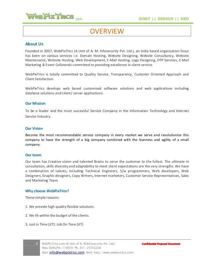 Consulting Services Proposal Template Consulting Proposal - consultant quotation