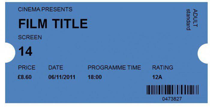 Movie Theater Ticket Template 40 Free Editable Raffle Movie - movie ticket template for word